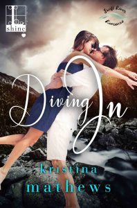 Diving In by Kristina Mathews