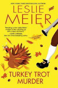 Turkey Trot Murder HC