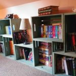 bookcase full